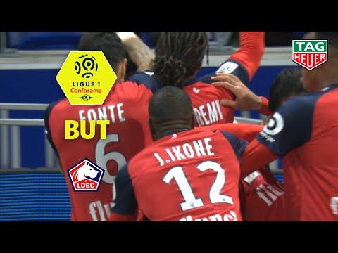 But Boubakary SOUMARE (69') / Olympique Lyonnais - LOSC (2-2)  (OL-LOSC)/ 2018-19