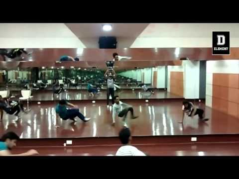 Djar One-A little more Funk Breaking Choreography  Intro to Bboying   D-ELEMENT
