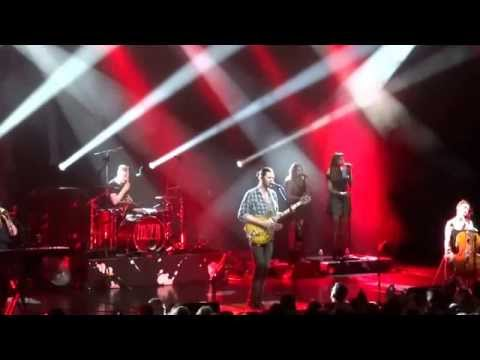 Hozier--Arsonist's Lullabye--Live in Detroit Meadow Brook Music Festival 2015-07-29