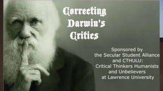 Correcting Darwin