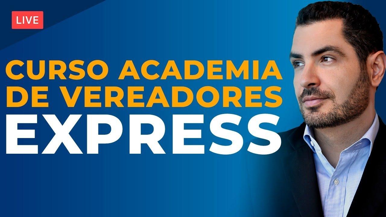 Curso Academia de Vereadores Express | Anderson Alves