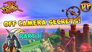 Off Camera Secrets I Jak and Daxter - Part 1