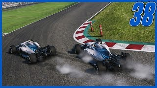 Taking Applications For A New Teammate | F1 2018 Williams Career Mode S2 Ep. 38 | Suzuka