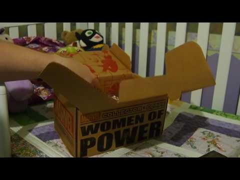 Marvel Collectors Corp June Women of Power Unboxing