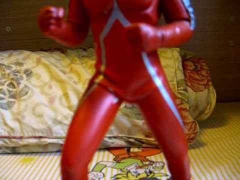 Ultraman - Ultraseven or Ultra Seven Ceramic Statue Model Review Part 1