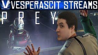 Pushing Forward   Part 3   Let's Play Prey Livestream thumbnail