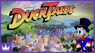 Twitch Livestream | Ducktales Remastered Full Playthrough [PC]