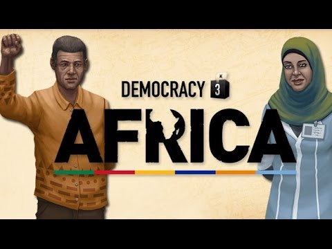 Cash & Partridge Play Democracy 3 Africa - Zambia