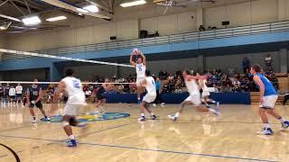 King vs UCLA MVB Highlights (1/5/18)