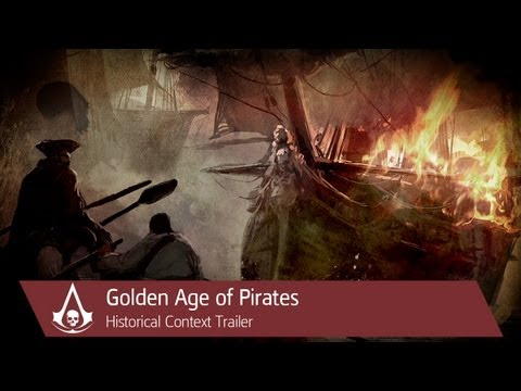 Learn the history behind the rise of pirates in Assassin's Creed 4: Black Flag