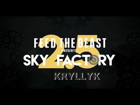 how to make a skyfactory 2.5 server