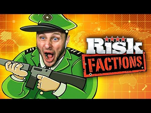 TAKE OVER THE WORLD! in Risk Factions