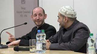 Panel dyskusyjny podczas Dnia Islamu w Łodzi