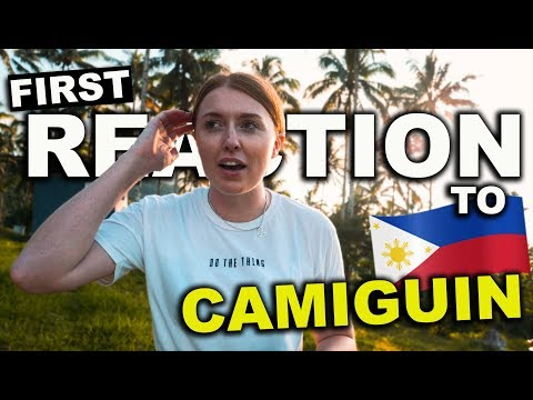 We Can't BELIEVE CAMIGUIN! This Is Philippines?!