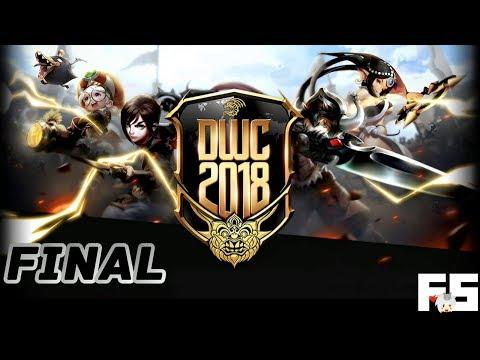 [Live] DWC 2018: Dragon Nest World Championship Final DN Taiwan Vs Thailand