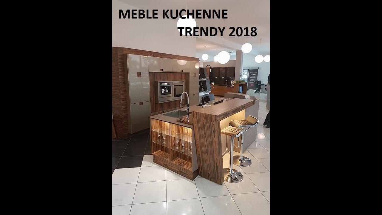Nowoczesna Kuchnia Trendy 2018 Studio Mebli Kitchen4you 98 300