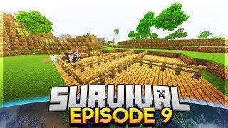 MAKING A BARN!!! - Survival Let