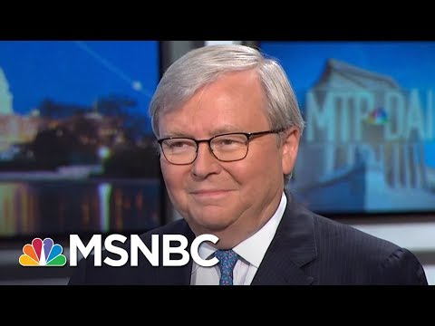 Former Australian Prime Minister: Why Not Change The Second Amendment? | MTP Daily | MSNBC
