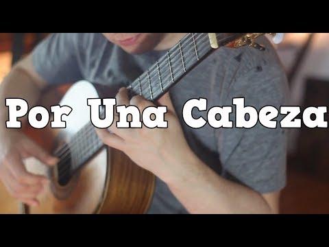 Por Una Cabeza Tango by Fabio Lima