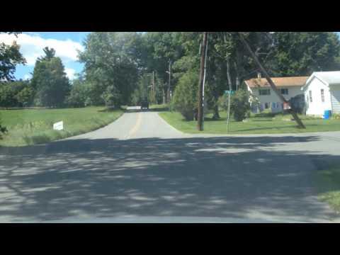 Petite virée aux USA (Newport, Vermont)