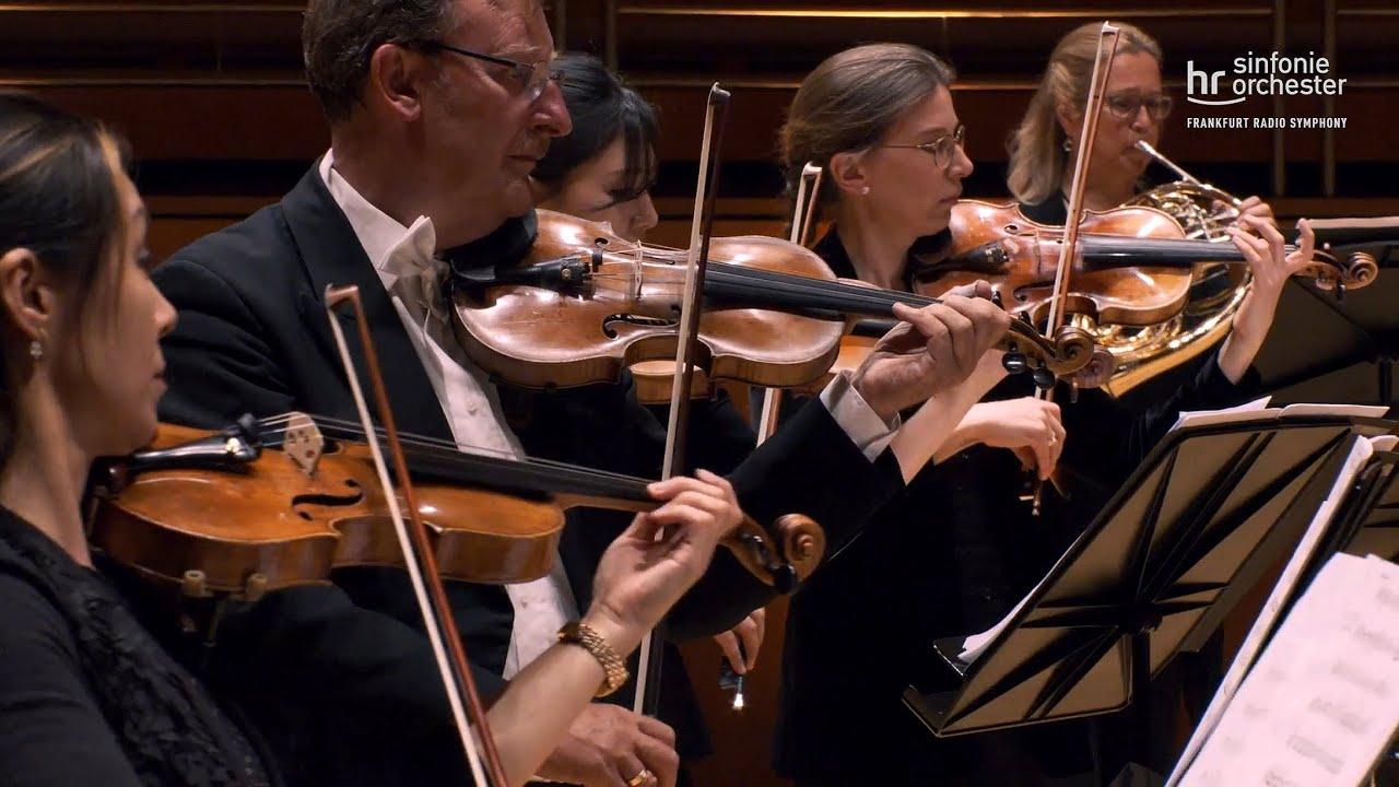 Mozart: Sinfonie Nr. 10 G-Dur KV 74 ∙ hr-Sinfonieorchester ∙ Fabio Biondi