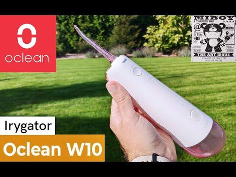 Elektryczny irygator Oclean W10