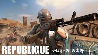 Gambar cover G-Eazy - Get Back Up (PUBG MUSIC VIDEO)