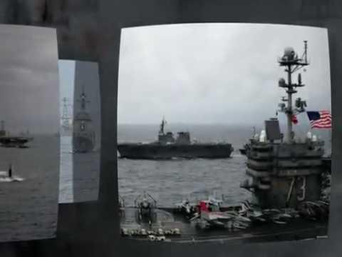 U.S.Navy Seventh Fleet & JMSDF