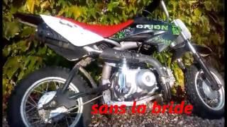 DEBRIDAGE POT DIRT 110 cc lifan
