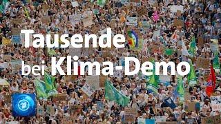 Aachen Fridays for FutureProtest  Reportage und Interviews