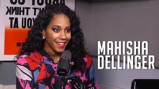 Mahisha Dellinger Talks Curls Girls Rule the World on Ebro in the Morning