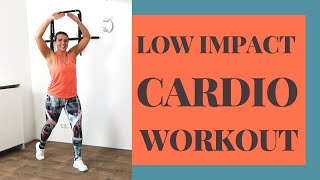 30 Minute Low Impact HIIT Workout – Fat Loss Enhancing HIIT Exercises At Home – No Equipment