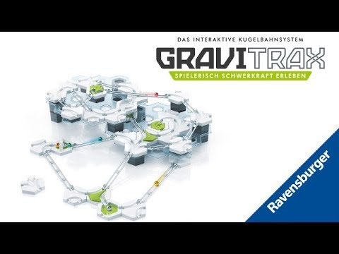 Ravensburger GraviTrax - Das interaktive Kugelbahnsystem