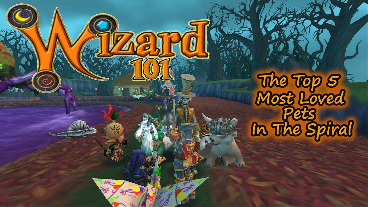 Wizard101 Satyr Pet – HD Wallpapers
