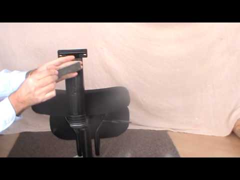 Kneeling Chair Back Rest Assembly | Ergonomic Office Chairs
