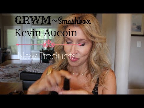 GRWM~ NEW Smashbox Kevyn Aucoin