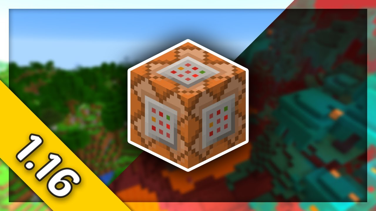 How To Get Command Blocks In Minecraft 1.16