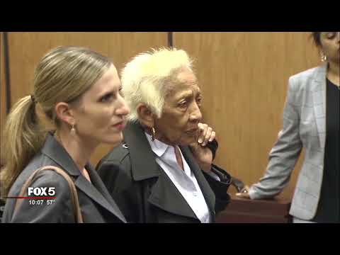 Doris Payne takes plea deal for Walmart shoplifting case