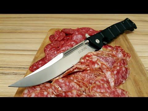 О шестидюймовых Cold Steel. Нож LUZON LARGE.