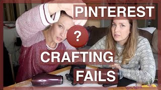 Christmas Pinterest Fails
