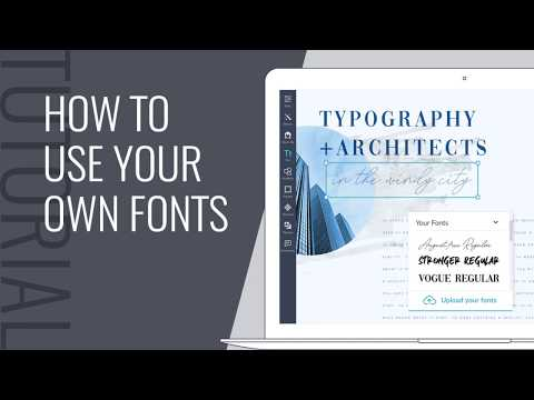 How to Use Your Own Fonts in PicMonkey | PicMonkey
