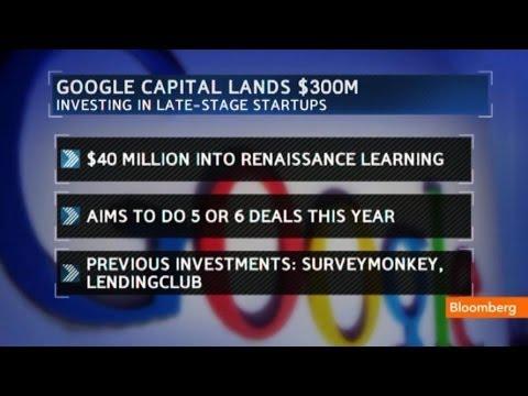 Google Capital Lands $300M, Leaps Into Web Ed