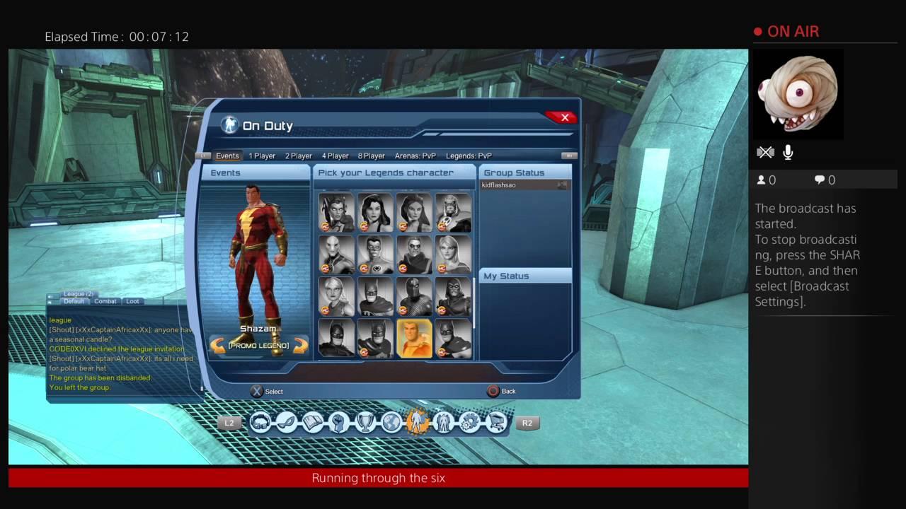 Download Shazam gameplay