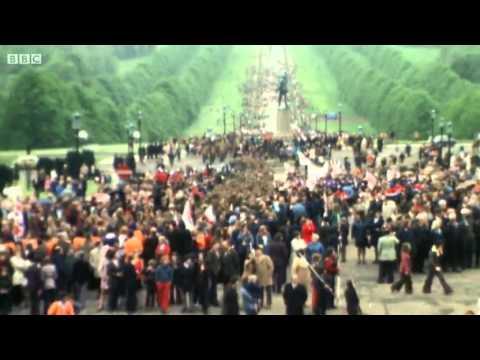 Work discrimination in Northern Ireland (BBC Documentary)