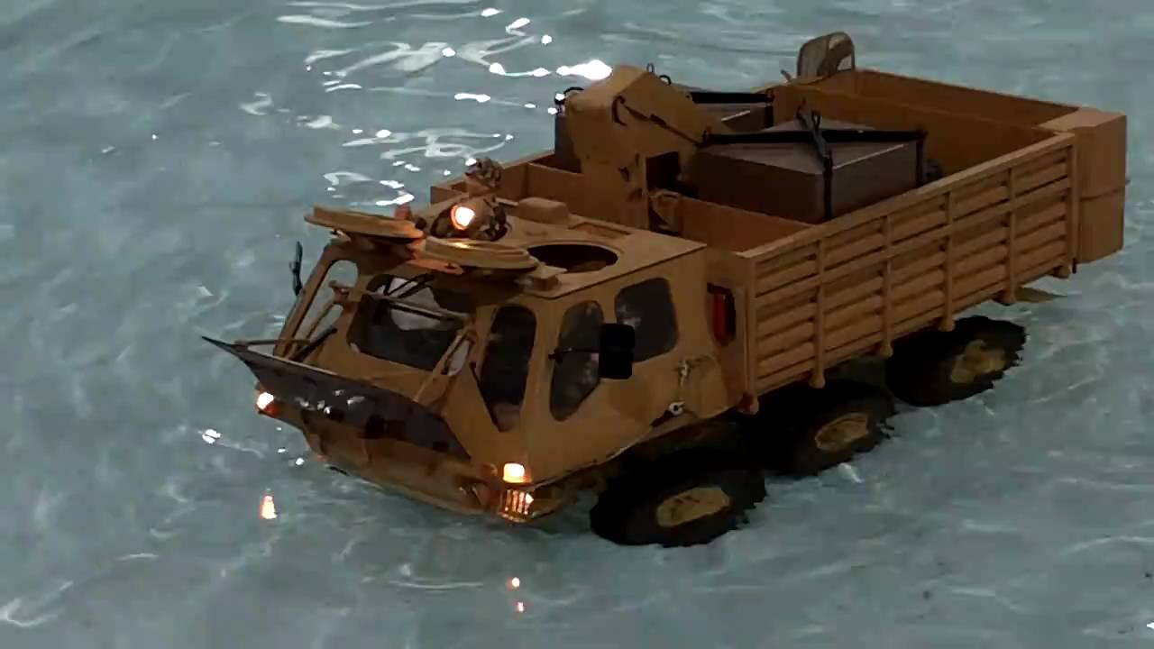 Rc Alvis Stalwart Youtube