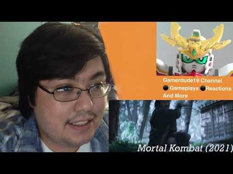 Mortal Kombat 2021  Red Band Trailer Reaction