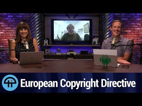 The European Copyright Directive Mp3