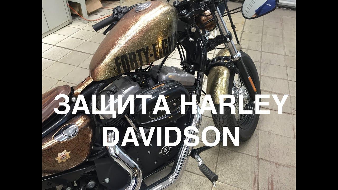 Harley Davidson защита #10