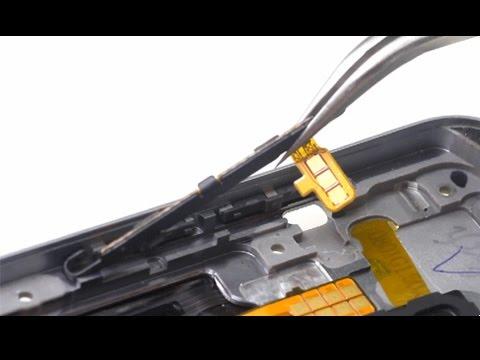 Galaxy Note 5 Teardown For Power Volume Button Flex Fix Youtube