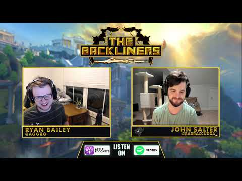 The Backliners Podcast: Aggro and BaRRaCCuDDa Discuss What They Learned from SWC Wildcard Round